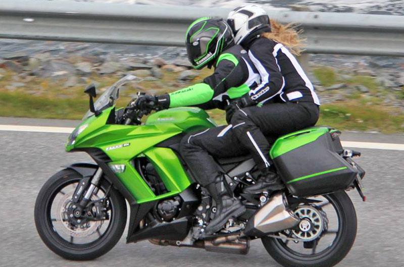 Nueva Kawasaki Z 1000 SX 2014