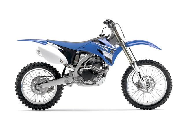 Anticipación: Yamaha YZF 450 (2008)