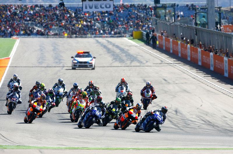 Los clubs de fans de los pilotos de MotoGP en MotorLand Aragón