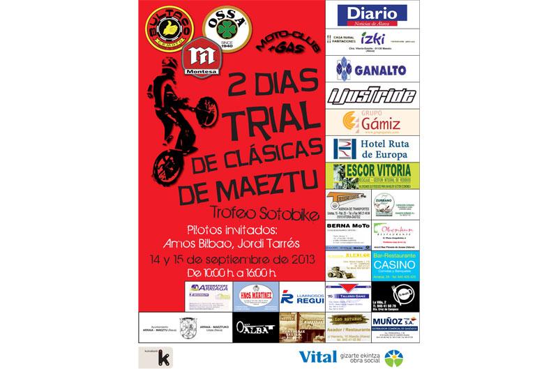 Trial Clásicas de Maeztu