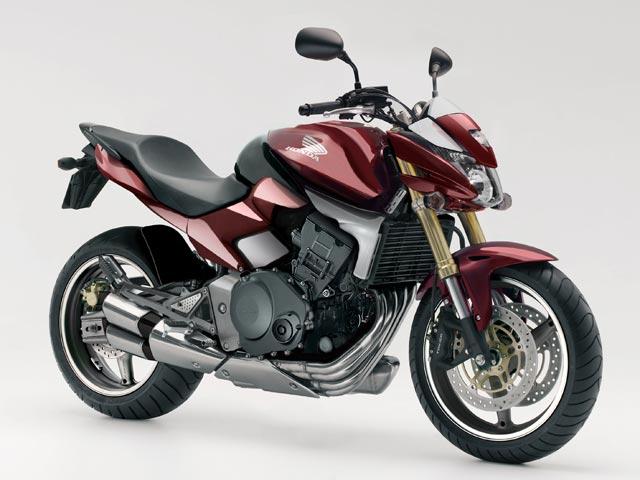 Anticipación: Honda CB 1000 F Hornet 2008