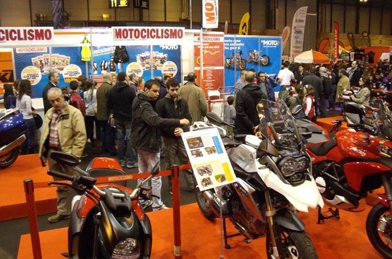 MotoMadrid 2014 regresa a la Casa de Campo