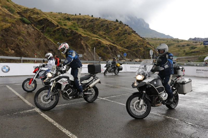 BMW Riders 2013