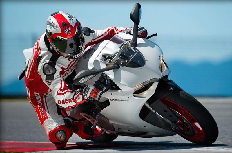Nueva Ducati 899 Panigale