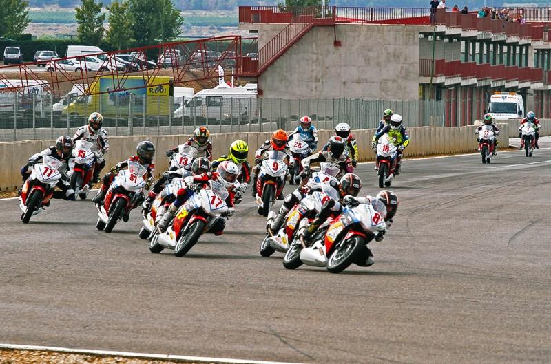 Copa Honda CBR250R. Cuarta prueba.