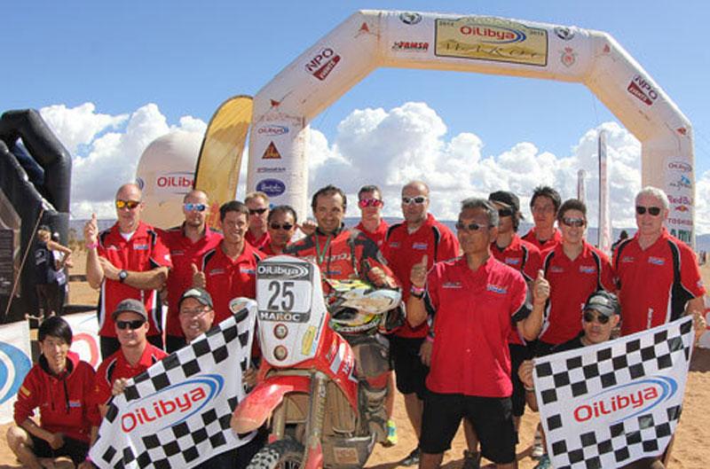 El Rally de Marruecos será la final del Mundial FIM de Raids