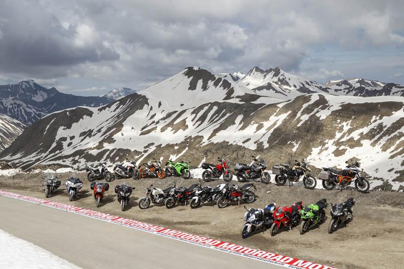 Comparativa carné A2 Alpen Master 2013