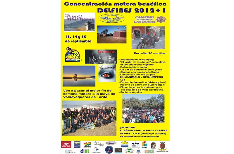 VII Concentración Motera Benéfica Delfines 2012+1