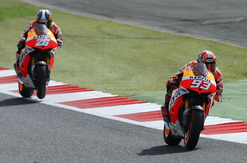 Declaraciones de los pilotos de MotoGP antes del GP de San Marino