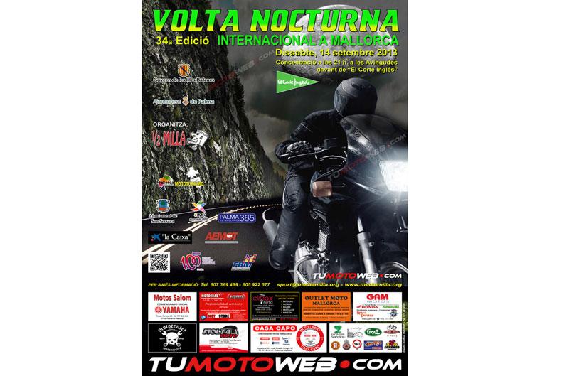 XXXIV Volta Nocturna Internacional a Mallorca