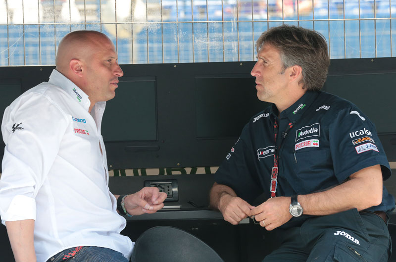 Ricard Jové abandona el Avintia Racing