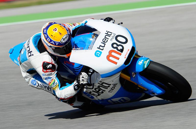 Tito Rabat, mejor tiempo en el FP3 de Moto2