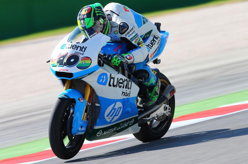Pol Espargaró sadrá primero en el circuito Marco Simoncelli