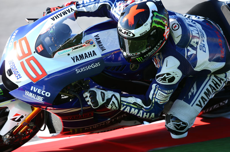 Jorge Lorenzo gana la carrera de MotoGP en Misano