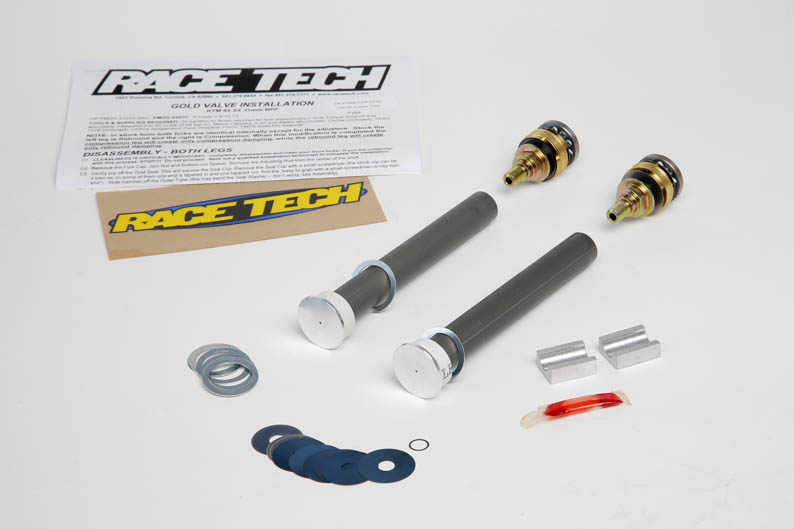 KIT Gold Valve de Race Tech para KTM 65