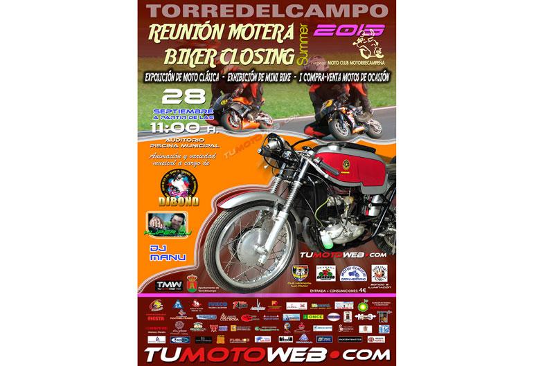 Reunión Motera Bikers Closing Summer