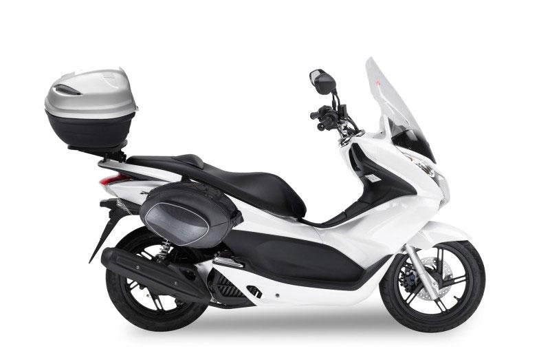 Tu Honda PCX 125, ahora más completa con Kappa