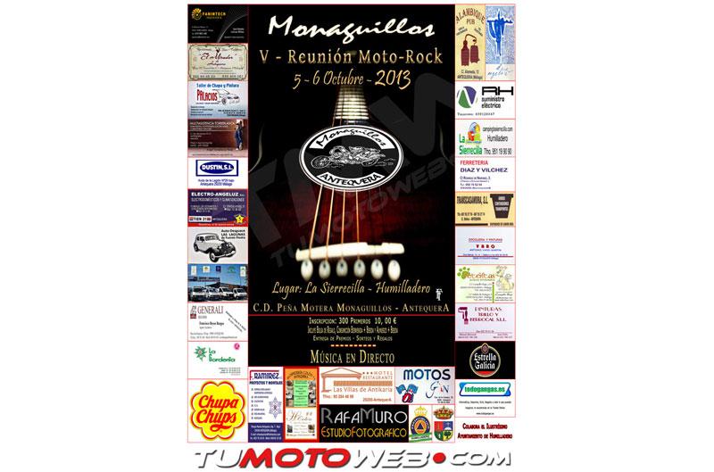 V Reunión Moto-Rock Monaguillos