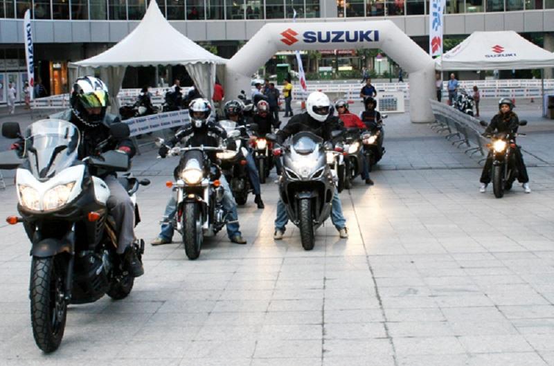 Urban Suzuki Xperience Barcelona