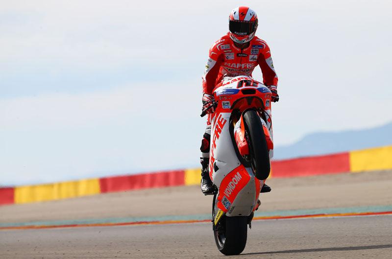 Gran victoria de Nico Terol en Moto2