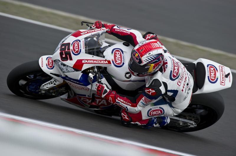 El equipo de SBK Pata Honda anuncia su formación 2014
