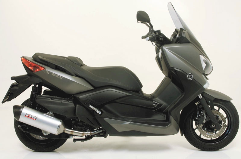 Nuevos escapes Giannelli para Yamaha X-Max 400
