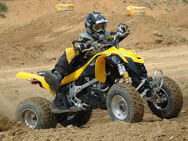 Nueva gama Can-Am 2008