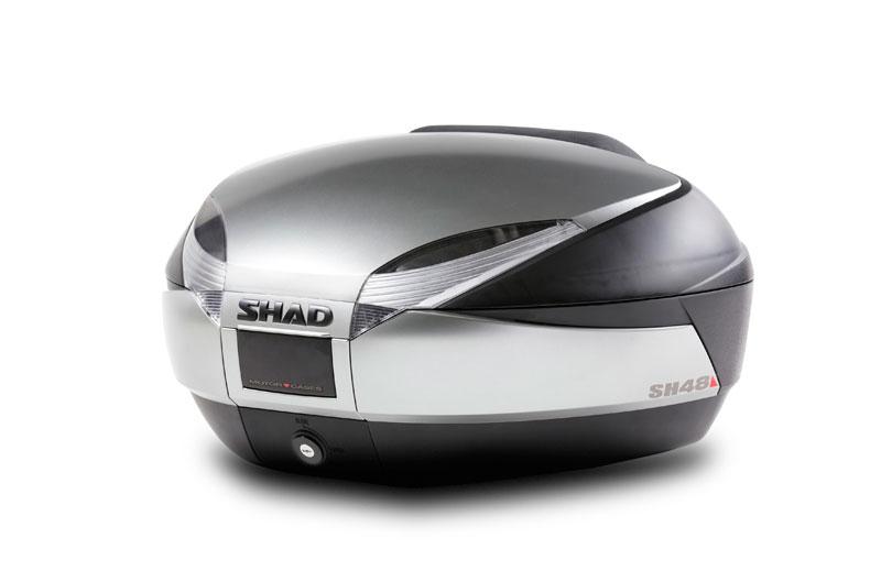 Accesorios Shad para la Kawasaki Z800