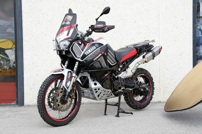 Prueba de la Yamaha XT1200Z Super Tenere Ausio