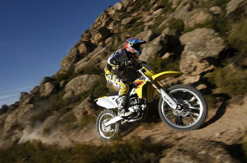 Promoción Namura Bikes en la gama RM-Z de Suzuki