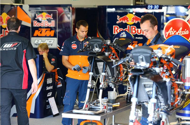 Publicado el calendario de test de pretemporada de MotoGP