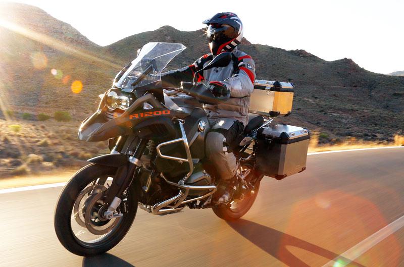 Nueva BMW R 1200 GS Adventure
