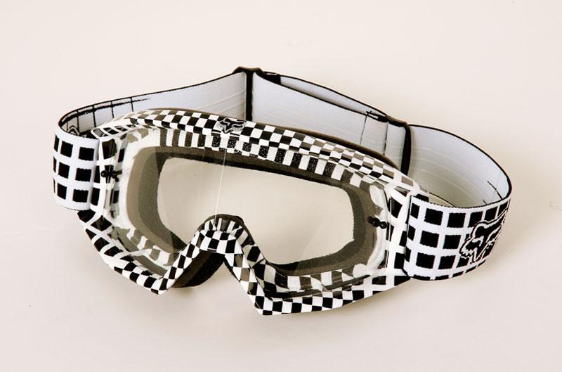 Promoción Moto Verde Gafas Fox
