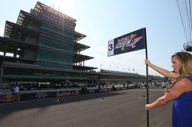 El circuito de Indianápolis será remodelado
