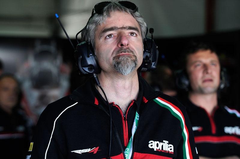 El ingeniero Gigi Dall'Igna ficha por Ducati