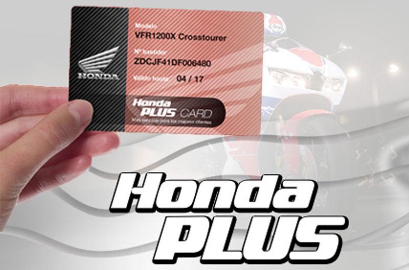 Honda prolonga la garantía de tu moto cuatro años más