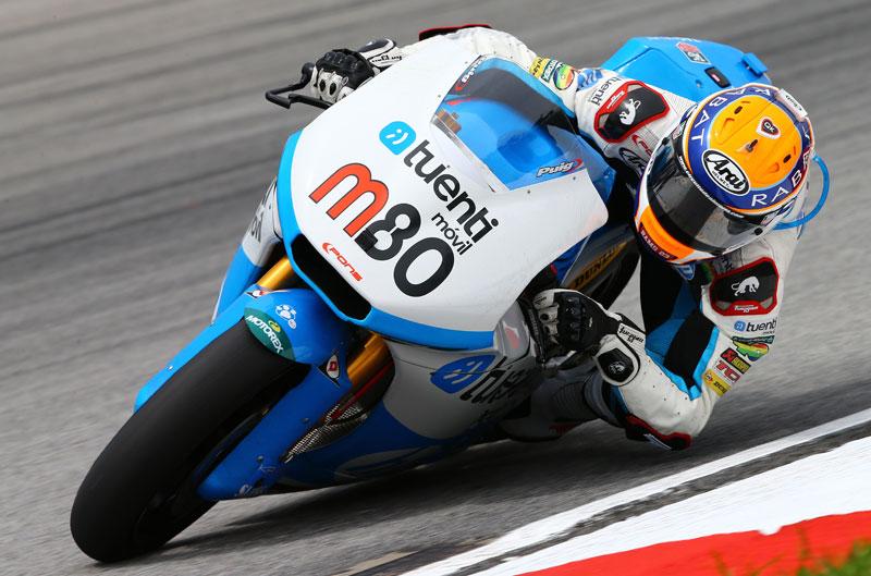Tito Rabat y Pol Espargaró la lían en Moto2