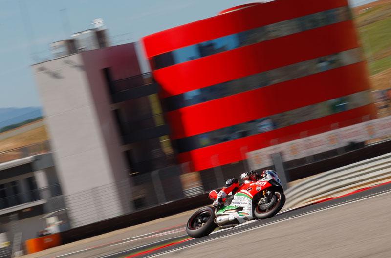 Xavi Forés correrá en el Mundial de SBK en Jerez