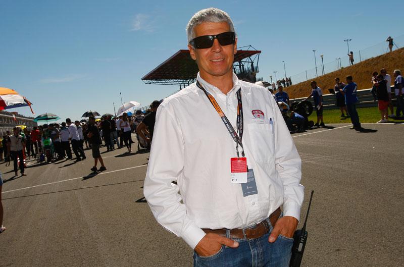 Óscar Gallardo explica los cambios en el CEV Repsol