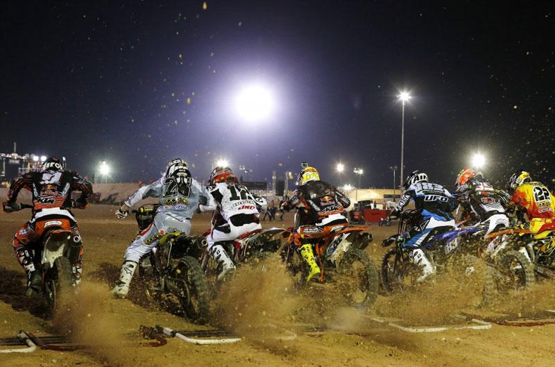 Calendario Campeonatos del Mundo de Motocross 2014