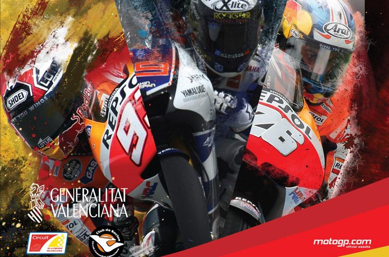 Promoción Gran Premio de Cheste con Action Team