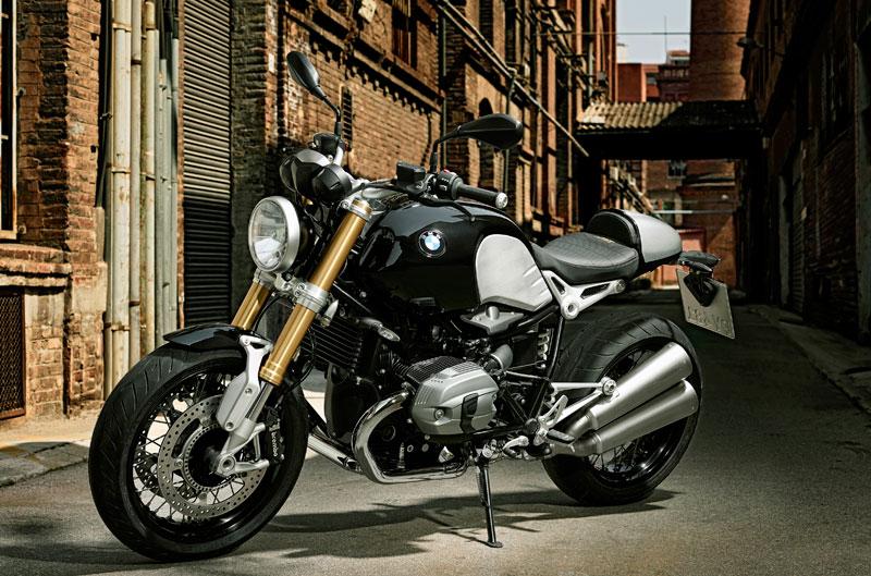 Nueva BMW R nineT