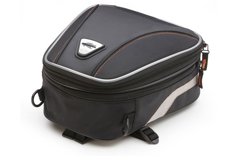 Kappa presenta su bolsa de asiento más compacta y manejable