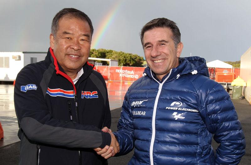 El Aspar Team contará con dos Honda Carreras Cliente y con Hayden en 2014
