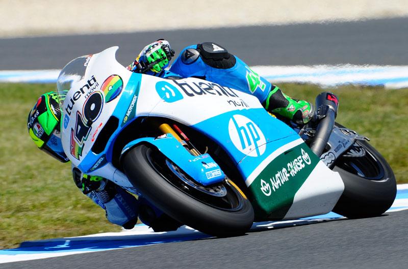 Pol Espargaró saldrá primero en Moto2 en Phillip Island
