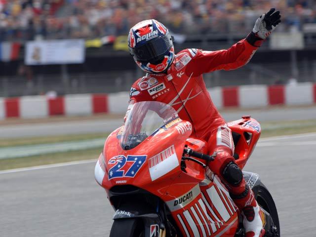 GP de Cataluña. Carrera de MotoGP