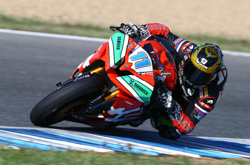 Sam Lowes se despide de Supersport con victoria