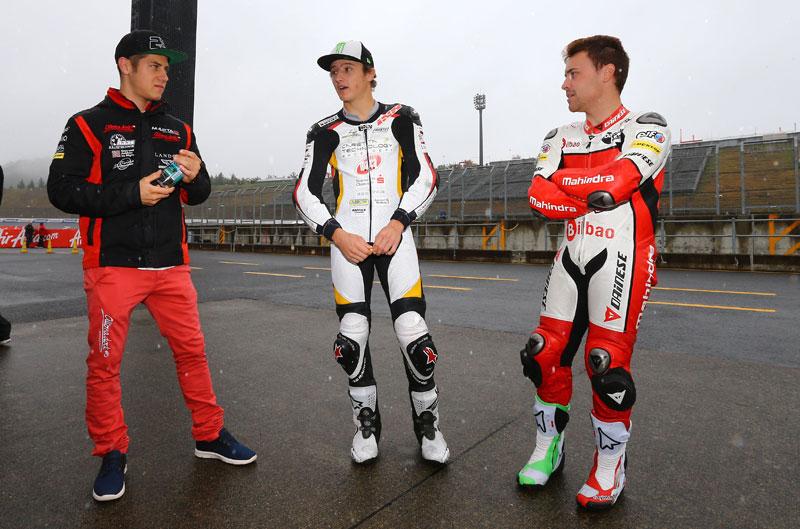 Cancelados los primeros entrenamientos libres de MotoGP