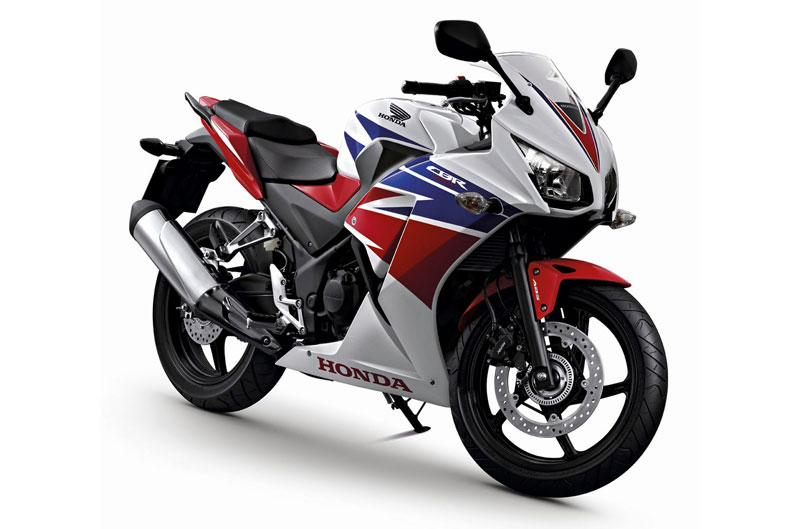 Nueva Honda CBR300R