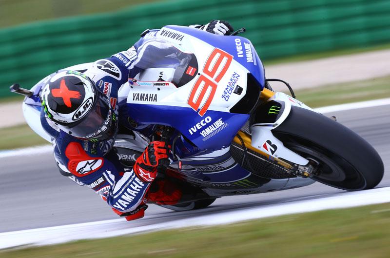 Jorge Lorenzo logra la pole en el GP de Japón